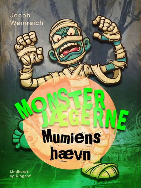 Monsterjægerne. Mumiens hævn, Jacob Weinreich