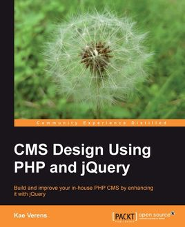 CMS Design using PHP and jQuery, Kae Verens