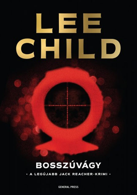 Bosszúvágy, Lee Child