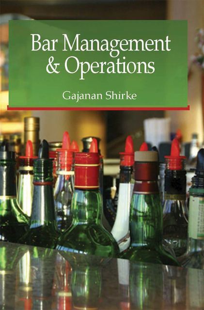 Bar Management & Operations, Gajanan Shirke