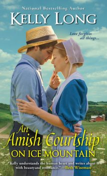 An Amish Courtship on Ice Mountain, Kelly Long