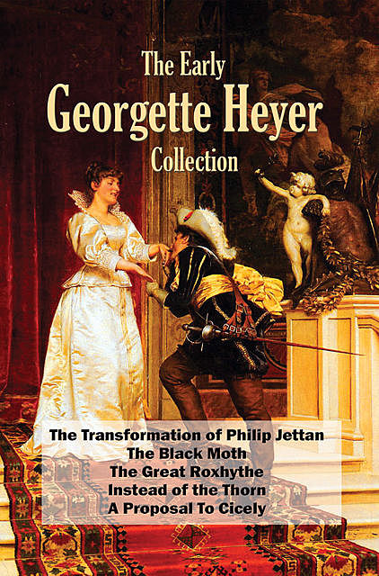The Early Georgette Heyer Collection, Georgette Heyer