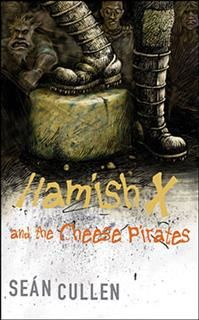 Hamish X And The Cheese Pirates, Sean Cullen