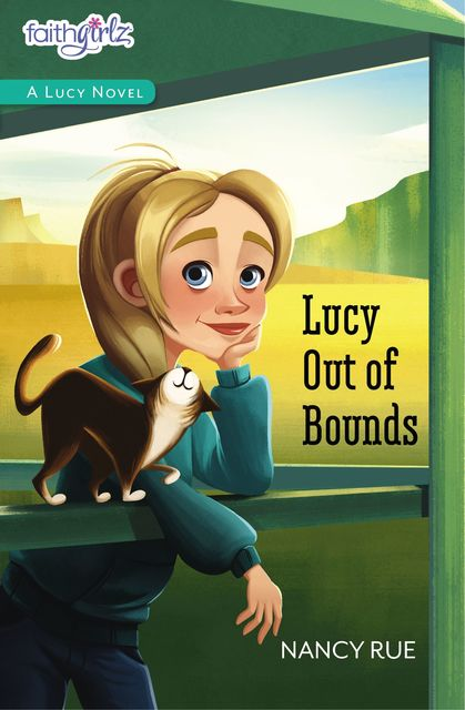 Lucy Out of Bounds, Nancy Rue