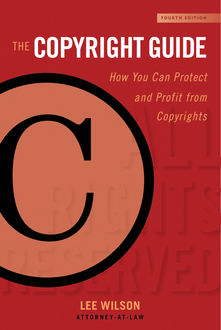 The Copyright Guide, Lee Wilson