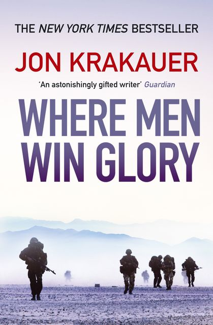 Where Men Win Glory, Jon Krakauer