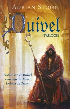 Duivel triologie, Adrian Stone