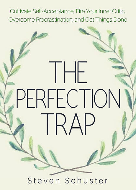 The Perfection Trap, Steven Schuster