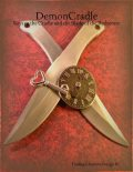 DemonCradle: Keys to the Cradle and the Blade of the Redeemer, Dudley Clarence Sturgis IV