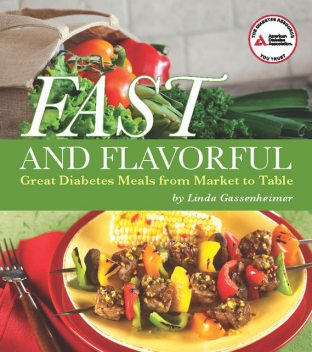 Fast and Flavorful, Linda Gassenheimer