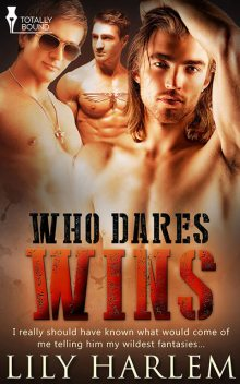 Who Dares Wins, Lily Harlem
