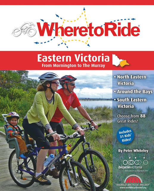 Where to Ride Eastern Victoria,