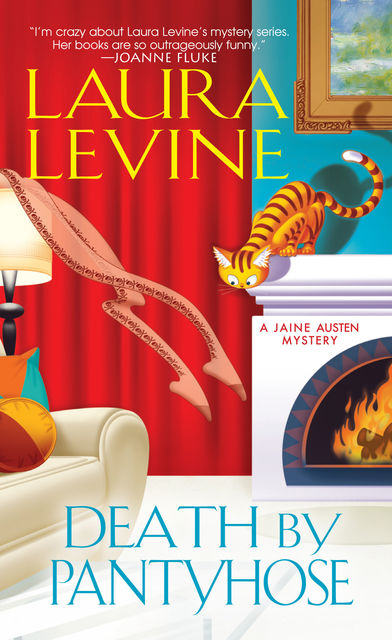 Death by Pantyhose, Laura Levine