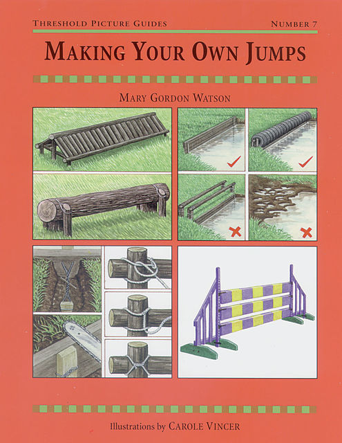 MAKING YOUR OWN JUMPS, MARY GORDON-WATSON