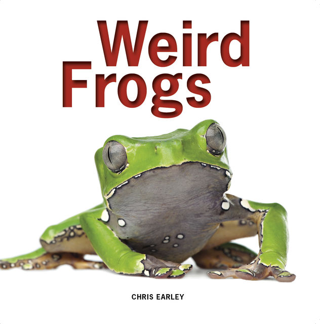 Weird Frogs, Chris Earley