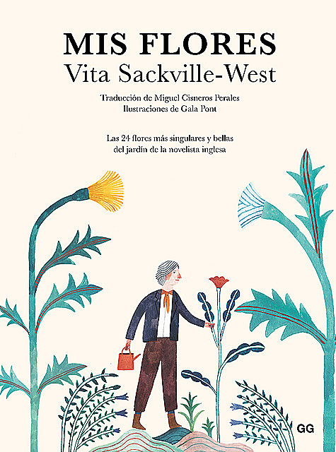 Mis flores, Vita Sackville-West