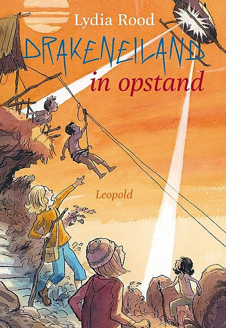 Drakeneiland in opstand, Lydia Rood
