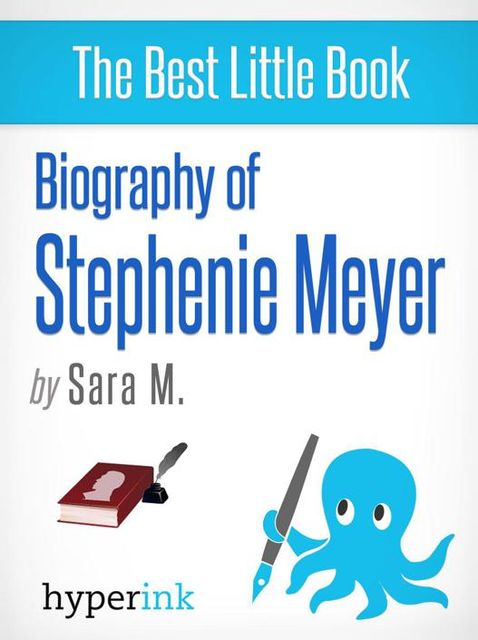 Stephenie Meyer (Author of the Twilight, New Moon, and Eclipse), Sara McEwen