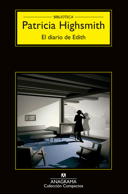 El diario de Edith, Patricia Highsmith