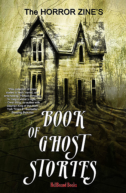 The Horror Zine's Book of Ghost Stories, Tim Waggoner, Graham Masterton, Joe Lansdale, Bentley Little, Elizabeth Massie, Dawn G Harris