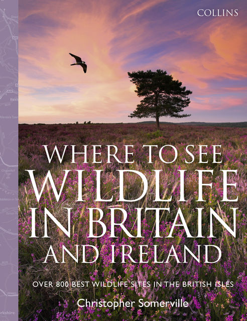Collins Where to See Wildlife in Britain and Ireland: Over 800 Best Wildlife Sites in the British Isles, Christopher Somerville