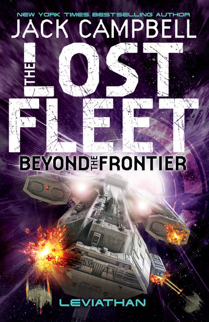 Beyond the Frontier – Leviathan, Jack Campbell