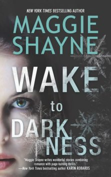 Wake to Darkness, Maggie Shayne