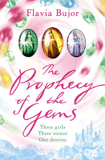 The Prophecy of the Gems, Flavia Bujor