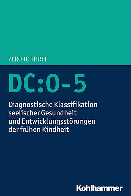 DC:0–5, ZERO TO THREE