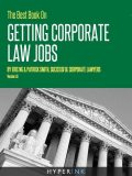 The Best Book On Getting Corporate Law Jobs, Patrick Smith, Eric Ng