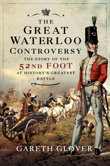 The Great Waterloo Controversy, Gareth Glover