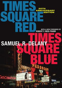 Times Square Red, Times Square Blue, Samuel Delany
