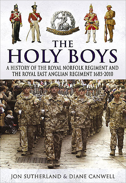 The Holy Boys, Diane Canwell