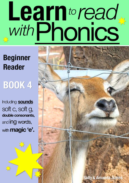 Learn to Read with Phonics – Book 4, Sally Jones