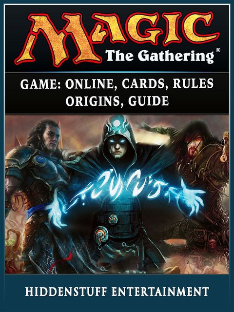 Magic the Gathering Game Guide, HiddenStuff Entertainment