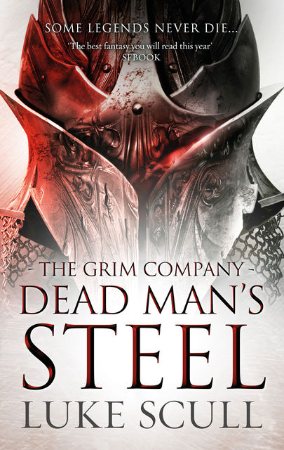 Dead Man's Steel, Luke Scull