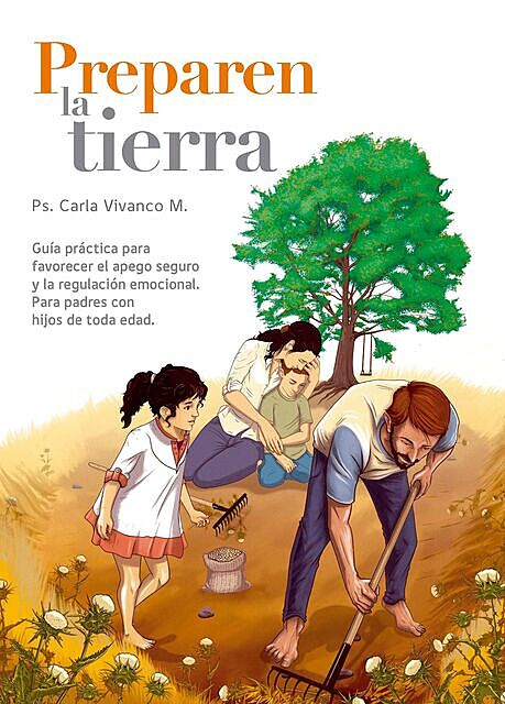Preparen la tierra, Ps. Carla Vivanco