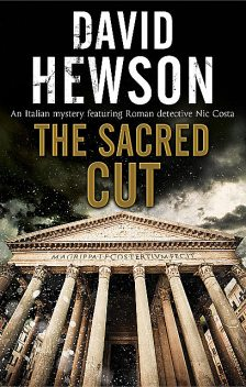 The Sacred Cut, David Hewson
