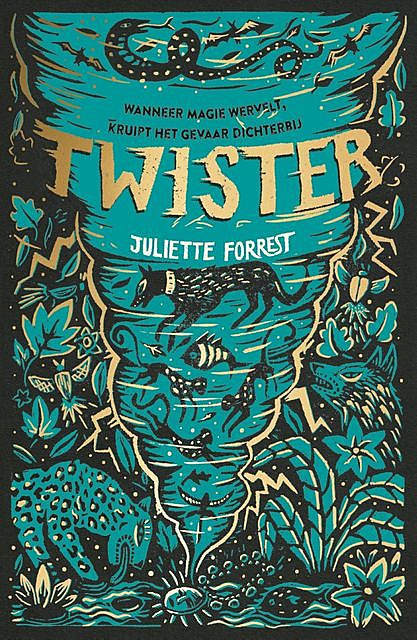 Twister, Juliette Forrest