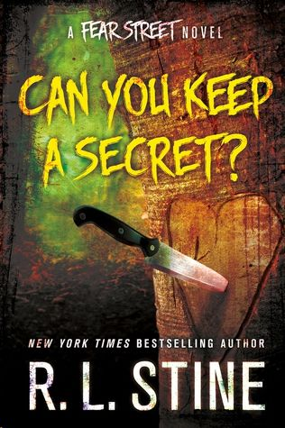 Can You Keep a Secret, R.L.Stine