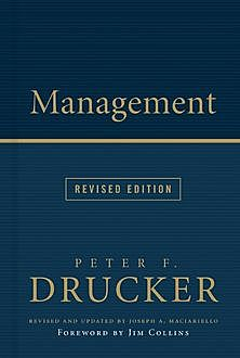 Management Rev Ed, Peter Drucker