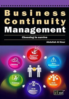 Business Continuity Management, Abdullah Al Hour