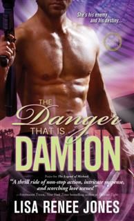 Danger That Is Damion, Lisa Renee Jones