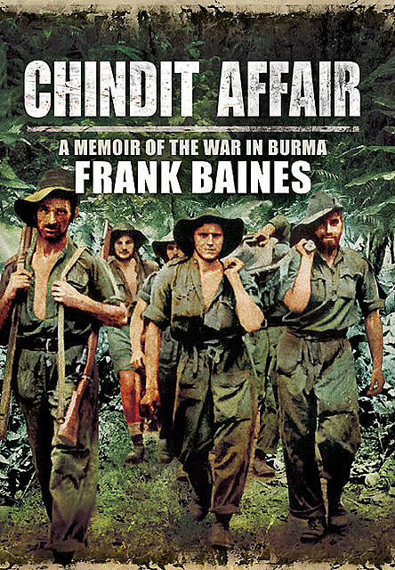 Chindit Affair, Brian Mooney
