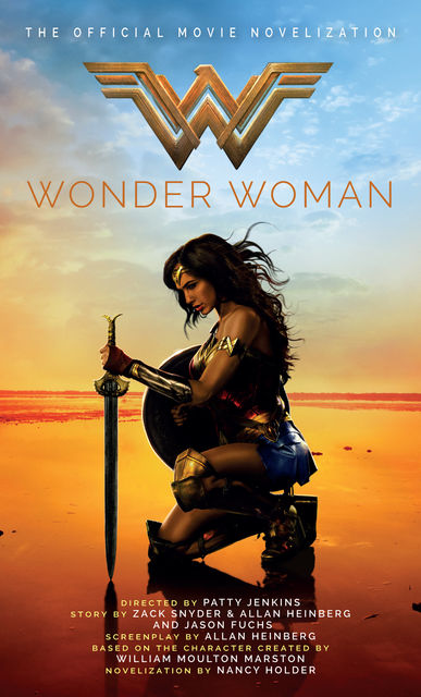 Wonder Woman: The Official Movie Novelization, Nancy Holder