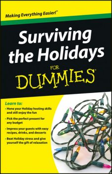 Surviving the Holidays For Dummies, Kelly Ewing