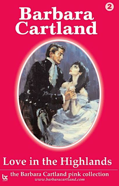 Love in the Highlands, Barbara Cartland