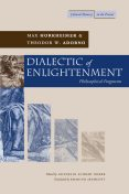 Dialectic of Enlightenment, Theodor W.Adorno, Max Horkheimer