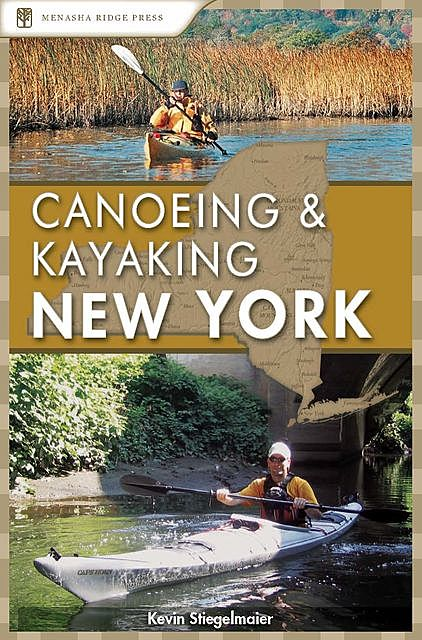 Canoeing and Kayaking New York, Kevin Stiegelmaier
