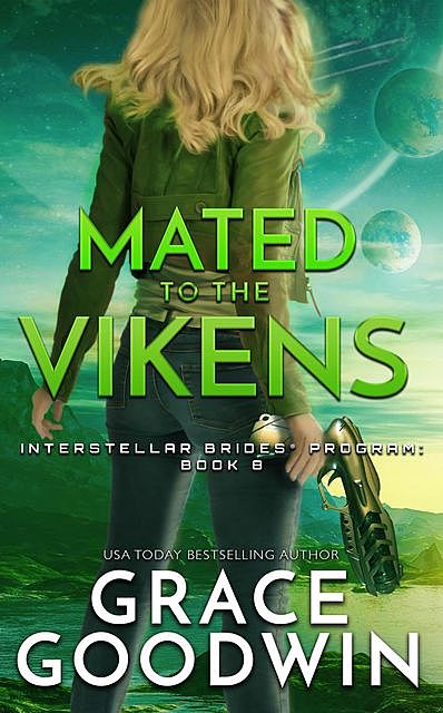 Mated To The Vikens, Grace Goodwin